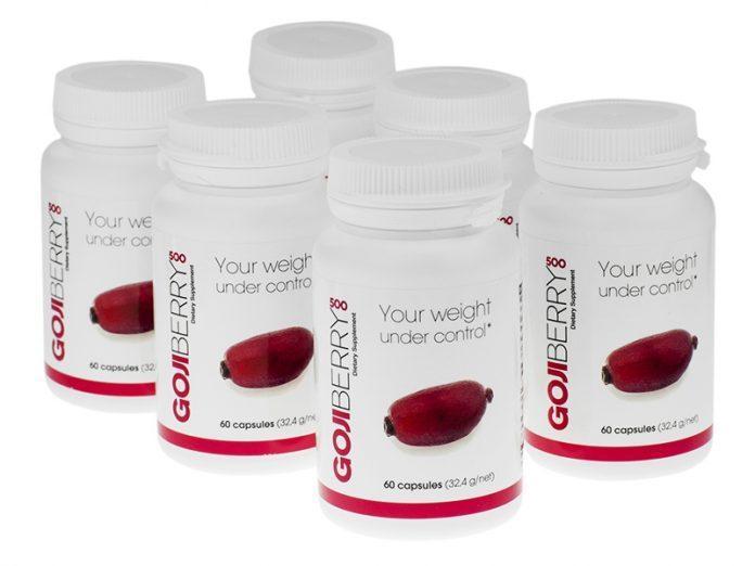 efekty Goji Berry 500 opinie cena skład