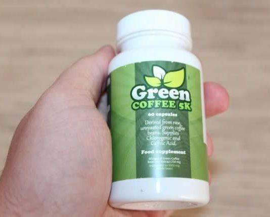 skład Green Coffee 5K cena efekty opinie