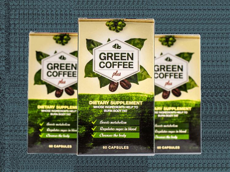efekty Green Coffee Plus cena skład opinie