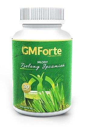 green barley plus ile tabletek