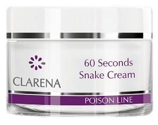 krem Clarena Poison Line 60 Seconds Snake Cream