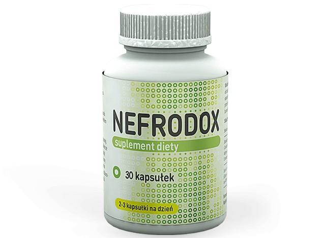 cena Nefrodox opinie efekty skład