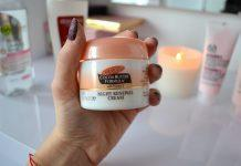 krem Palmers Cocoa Butter Formula Night Renewal Cream skład i skutki uboczne