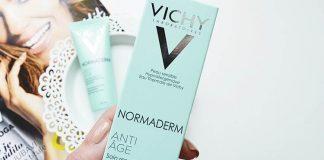 krem przeciwzmarszczkowy Vichy Normaderm Anti Age