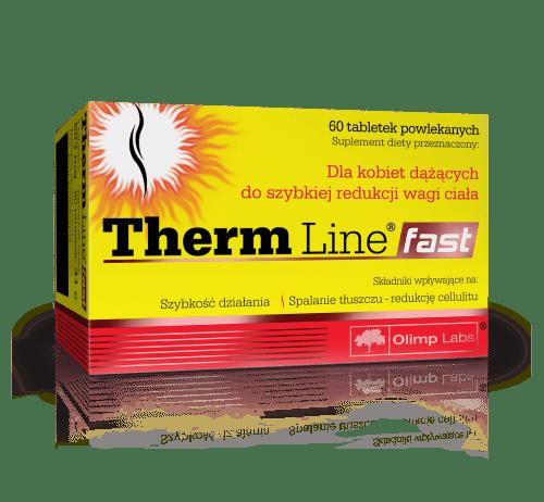 opinie Therm Line Fast efekty tabletki kapsułki na odchudzanie cena opinie gdzie kupić efekty kafeteria zapytaj forum działanie