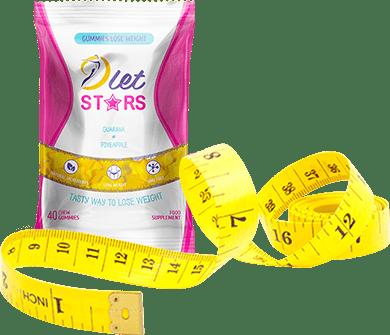 opinie forum Diet Stars kafeteria efekty cena i skład i gdzie kupić żelki na odchudzanie allegro czy olx