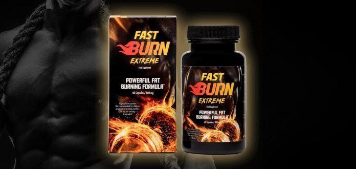 opinie Fast Burn Extreme gdzie kupić odchudzanie tabletki skutki uboczne apteka i ulotka