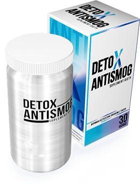 opinie Detox Antismog cena suplement na oczyszczanie organizmu