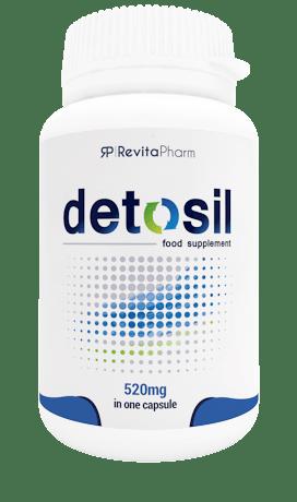 tabletki na oczyszczanie i detoksykację organizmu Detosil cena oraz skład
