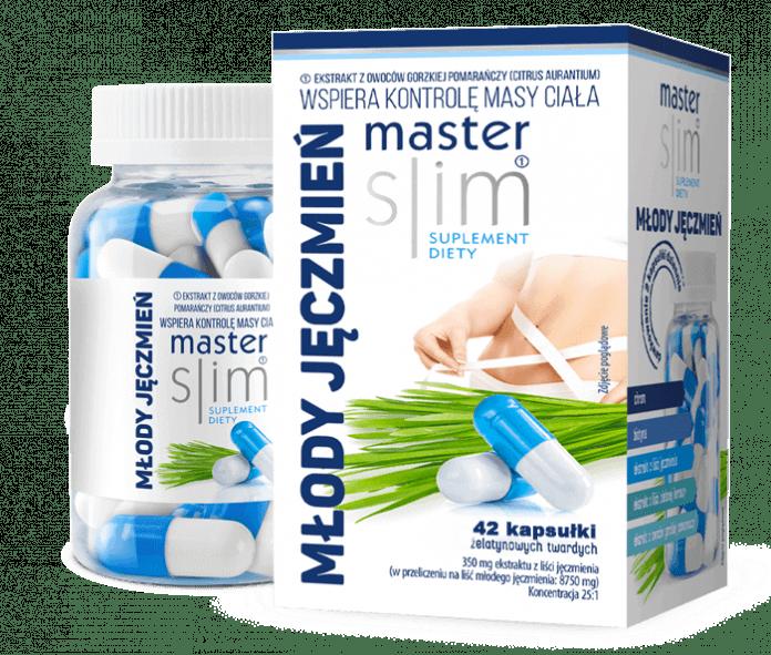 efekty Master Slim opinie forum skład oraz dawkowanie efekty uboczne
